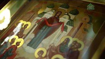 В праздник Покрова Пресвятой Богородицы митрополит Омский Владимир совершил Божественную Литургию