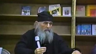 Старец о.Ефрем Филофейский (Аризонский)