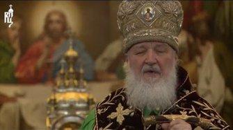 Проповедь Патриарха Кирилла по окончании Божественной литургии в седьмую годовщину интронизации